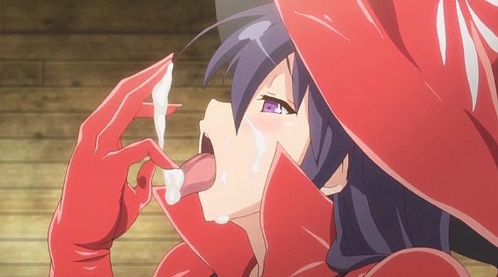 ザーメンを味わう。