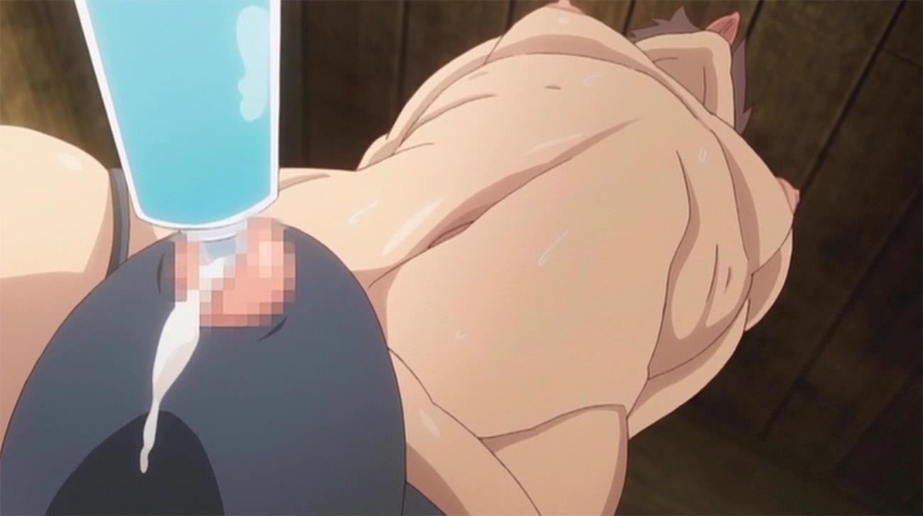 逆転魔女裁判はM男用のエロアニメでムチムチ肉質感が凄い!
